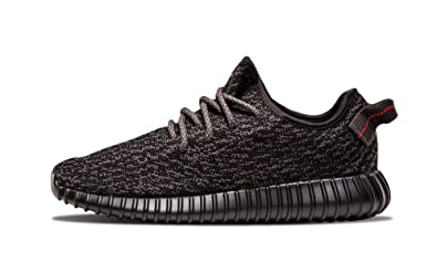 fbadc853765863 adidas Yeezy Boost 350  Pirate Black (2016 Release)  - BB5350 - Size