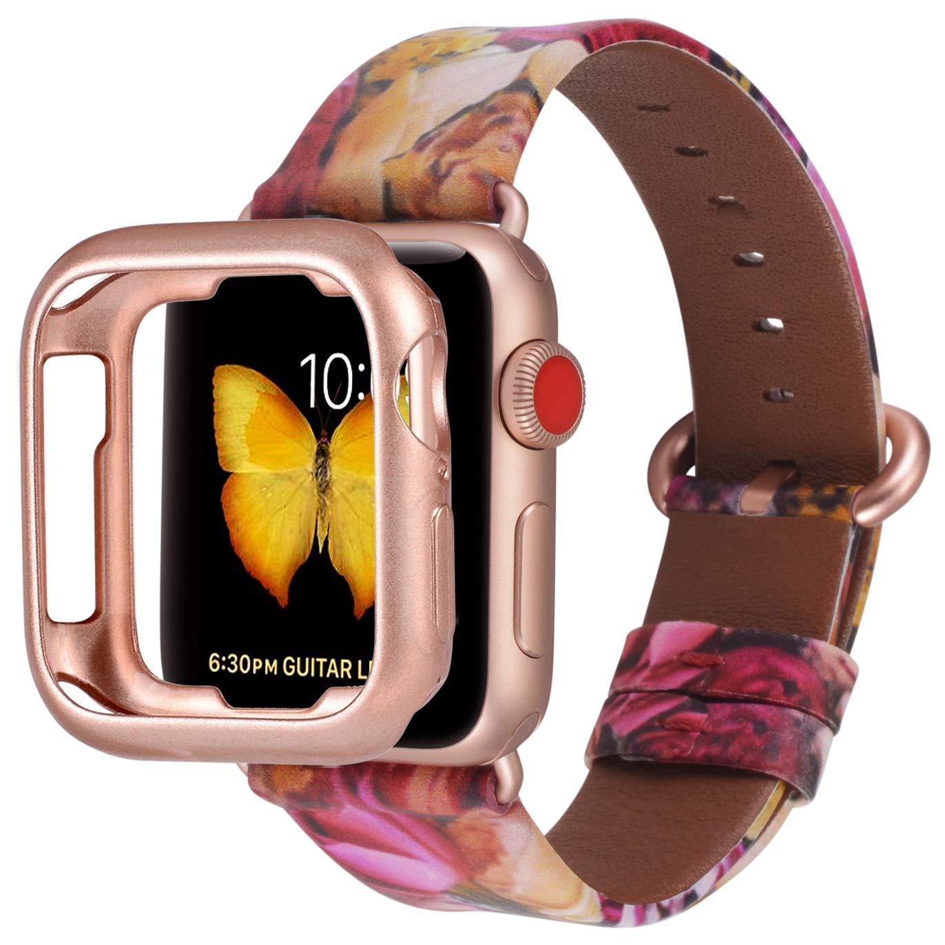 Malla Cuero para Apple Watch (38/40mm) JSGJMY [7THHXP4T]