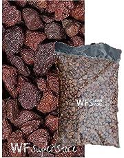 WUEFFE Lapillo vulcanico Rosso 10/18 - Sacco da 33 lt. - pacciamatura Giardino