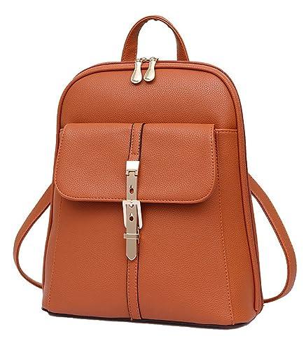e25828c8d50ad Keshi Neu Faschion Rucksäcke Damen Mädchen Schüler Lässige Canvas Rucksack  Vintage Backpack Daypack Schulranzen Schulrucksack Wanderrucksack