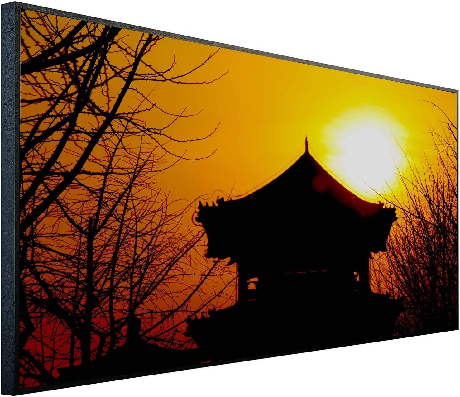 Ecowelle 350-1200 Watt Infrared Heating Panel Heating HD Print Picture 34