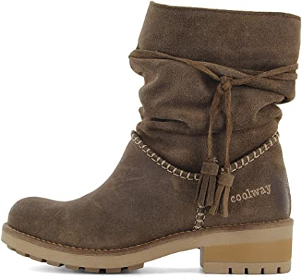 Coolway Womens Clea Ankle Boot