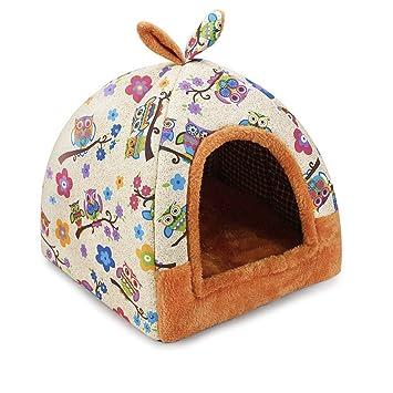 Dog bed Cama para Perros Casa para Gatos Tienda para Perros Portátil Estuche para Mascotas Extraíble