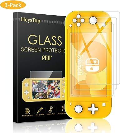 HEYSTOP Nintendo Switch Lite Protector Pantalla (3 Piezas ...