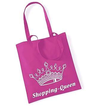 4d606dc6783d4 handmade-in-nb by ComProjekt Foto Baumwollbeutel Tasche Bag - Shopping-Queen  pink