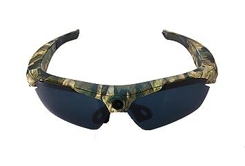Joycam- Gafas de sol polarizadas UV400 con cámara DVR, grabación de vídeo Full HD