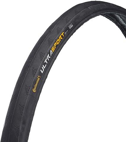 2 pcs Continental Grand Sport Race Bike Folding Tire 700 x 25c Black 180 TPI