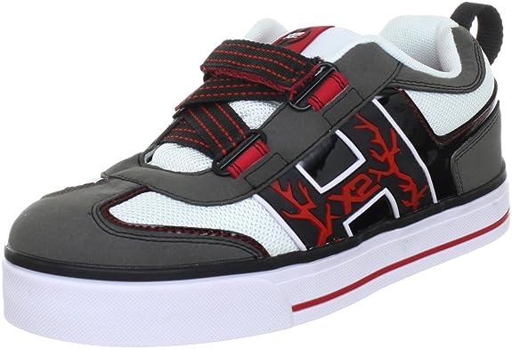 Sneakers rosse con chiusura velcro per unisex Heelys Fotos Precio Barato zUYtq