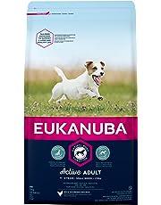 EUKANUBA - Croquettes pour Chien Adulte Petite Race - Poulet - 3kg