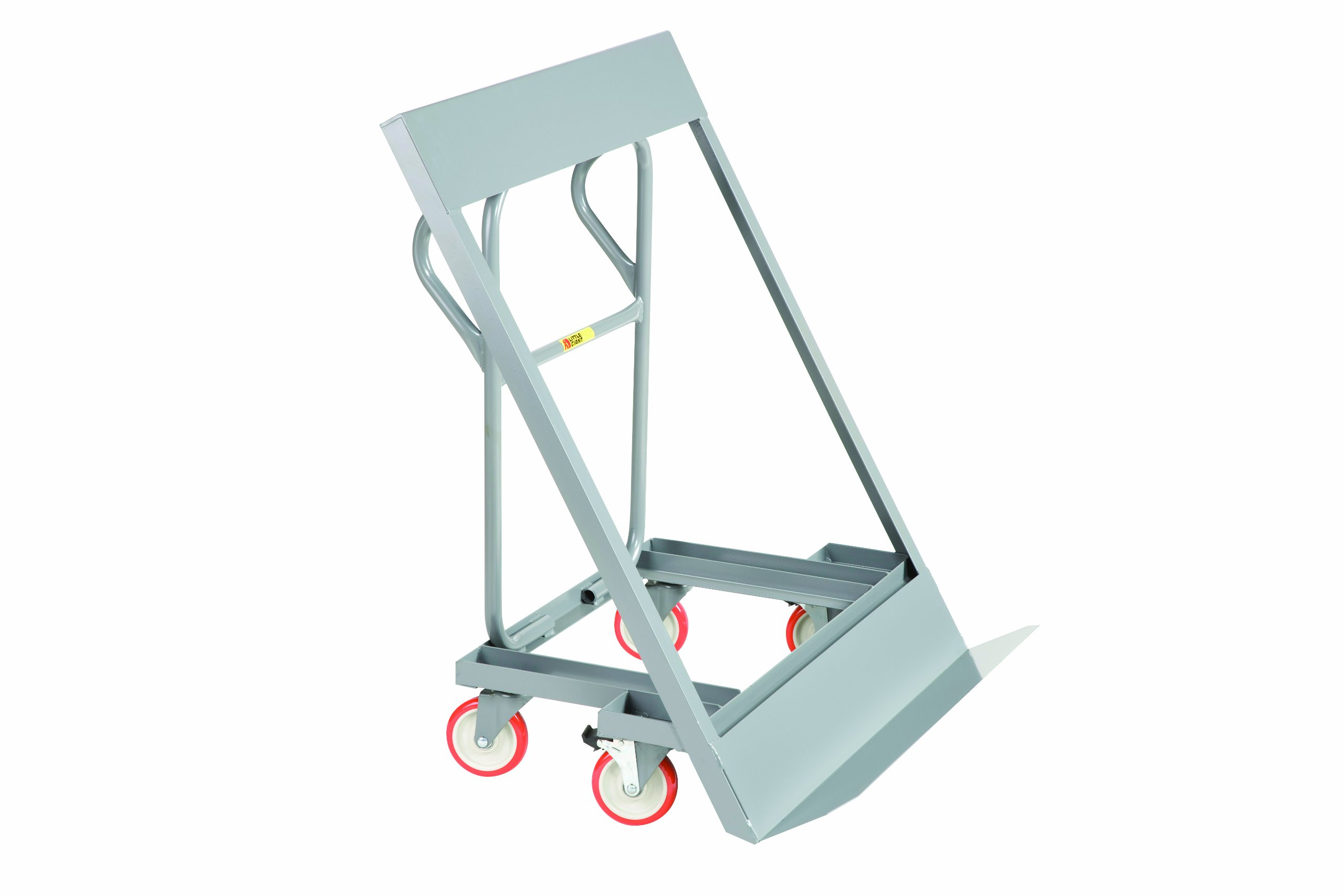 Little Giant SH-36-4S-5PYTL Sheet Hand Truck, 600 lbs Capacity, 36'' Width x 38'' Height x 34'' Depth