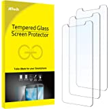 JETech Screen Protector for iPhone 11 Pro Max and iPhone Xs Max 6.5-Inch, Tempered Glass Film, 3-Pack