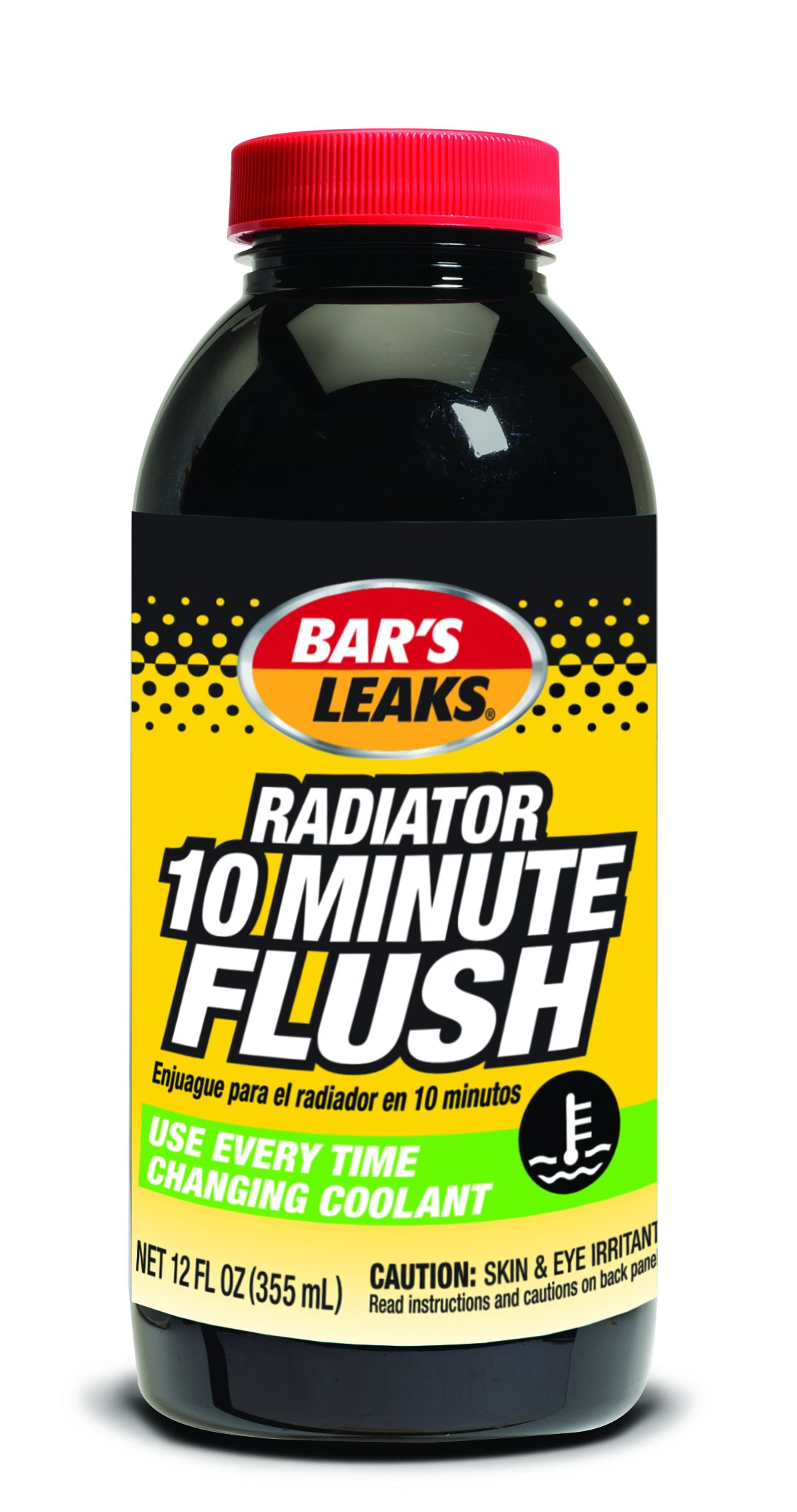 Bar's Leaks (1211-6PK) 10-Minute Flush - 12 oz., (Pack of 6) by Bar's Products