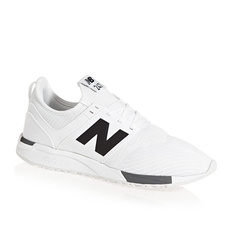 New Balance Herren 247 Classic Mesh Sneaker  43 EU|Blanc