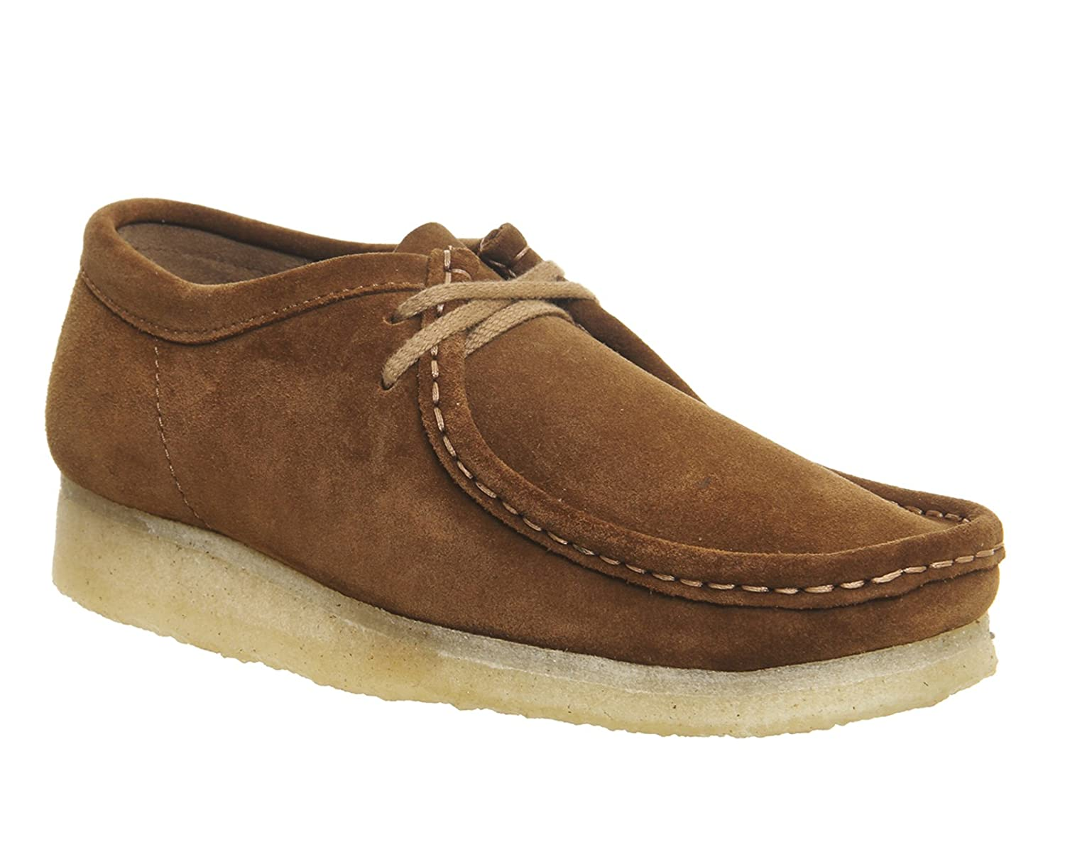 Clarks, Marrone COLA BROWN SUEDE: Amazon.it: Scarpe e borse