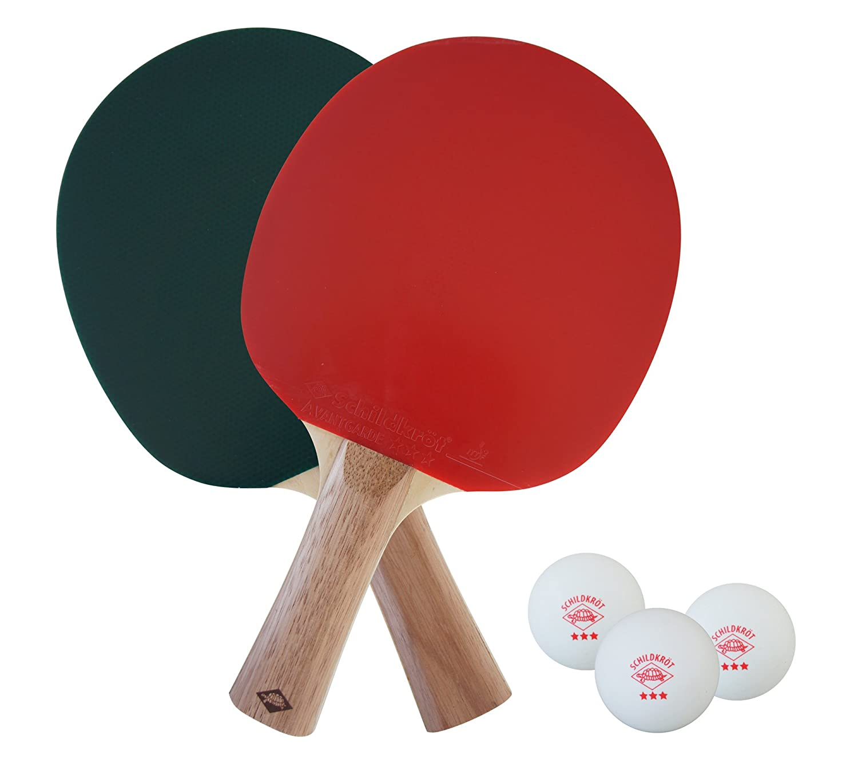 Donic-Schildkr/öt 818529/Kit de tennis de table Retro dans un coffret cadeau 788712