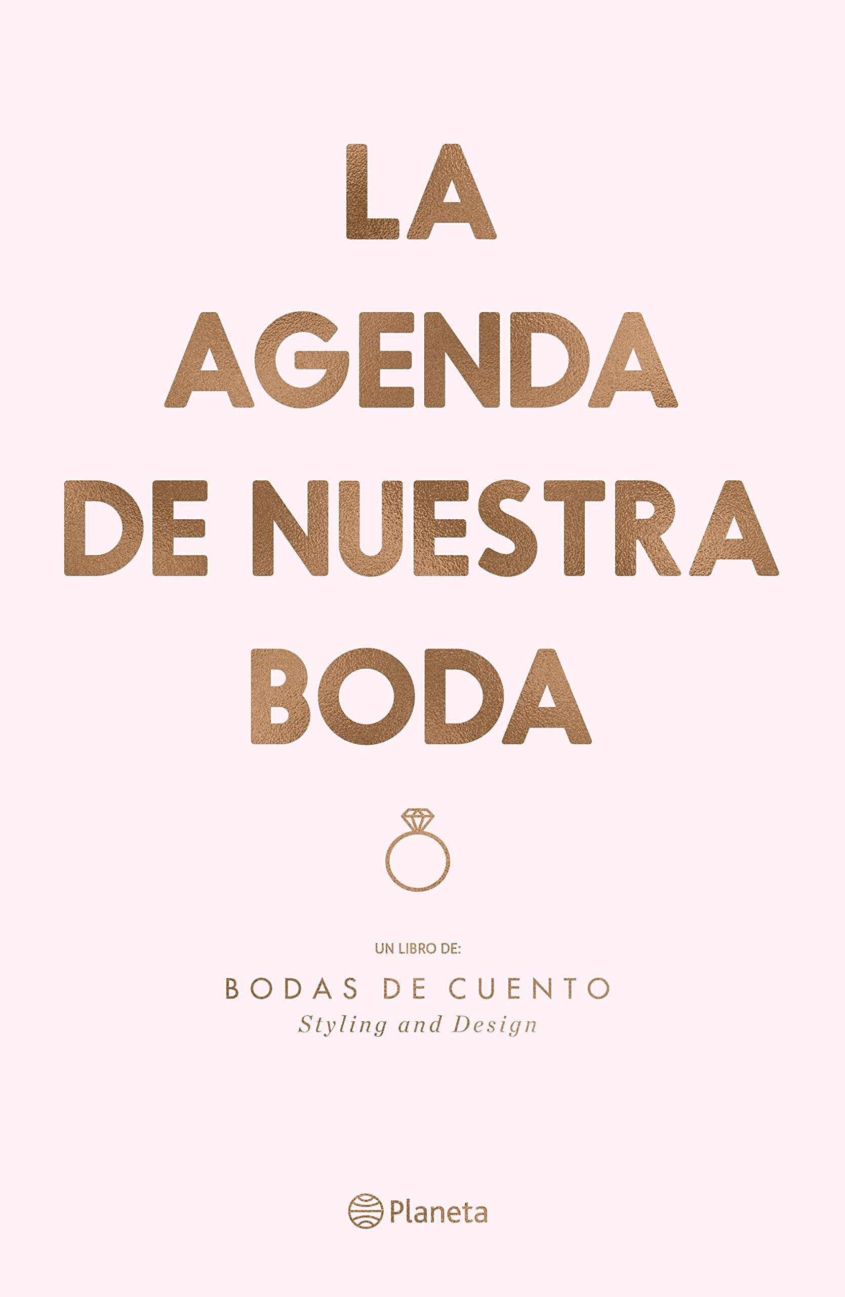 La agenda de nuestra boda : styling and design: Bodas de ...