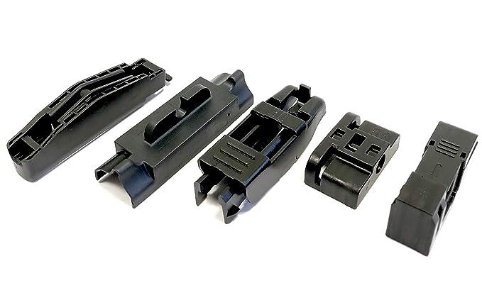 Melchioni MCS-Kit 2 escobillas de limpiaparabrisas 650 mm + 330 mm para Opel mokka-360009119: Amazon.es: Coche y moto