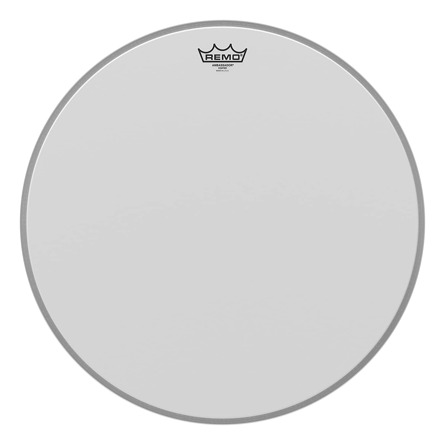 Remo Ambassador Coated Bass Drum Head - 20 Inch 718sEqurFzL