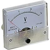 Analog voltmeter - TOOGOO(R)85C1 Fine Tuning Dial Analog Volt Panel Meter Gauge DC 0-15V
