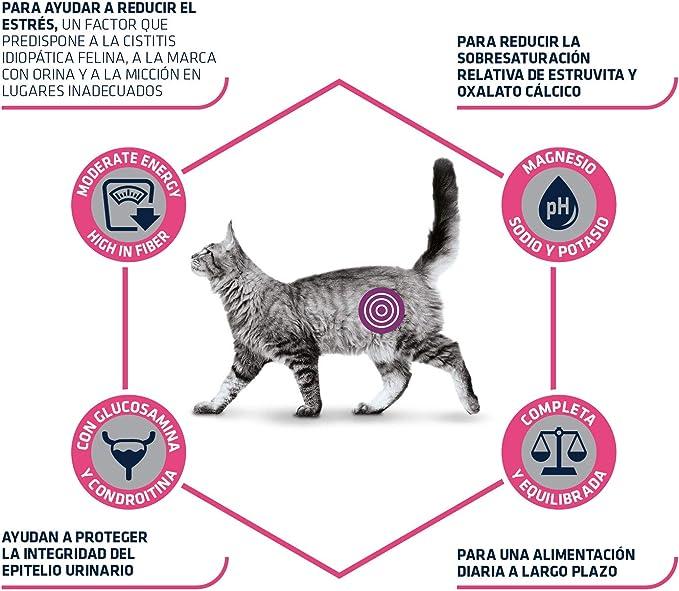 ADVANCE Veterinary Diets Urinary Stress - Pienso para Gatos ...