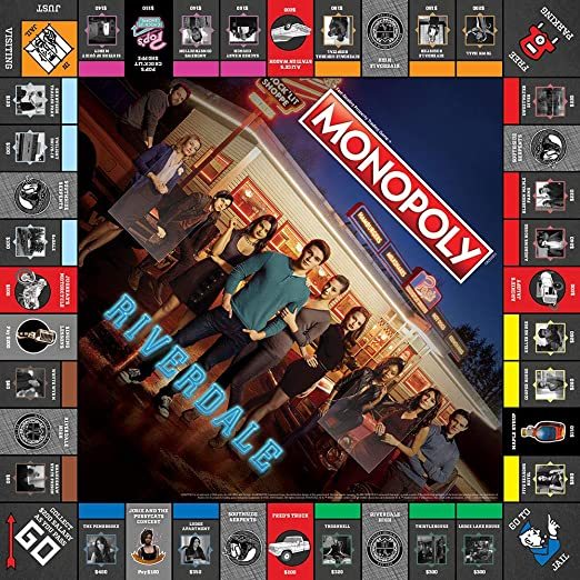 Riverdale Edition Monopoly Juego De Mesa: Amazon.es: Juguetes y juegos
