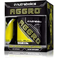 Nutrabolics Aggro 168 Caps 168 Count