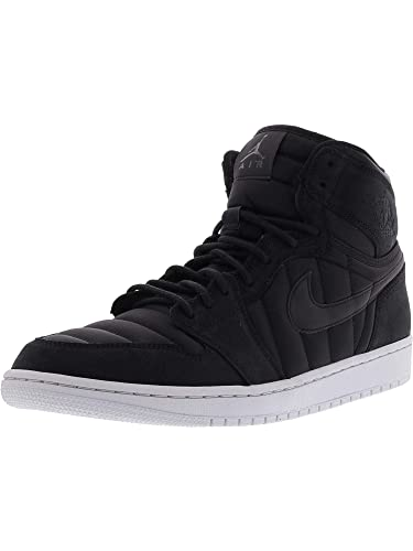 517e60d40ff Image Unavailable. Image not available for. Color  Nike Jordan Men s Air  Jordan 1 High Strap Basketball Shoe