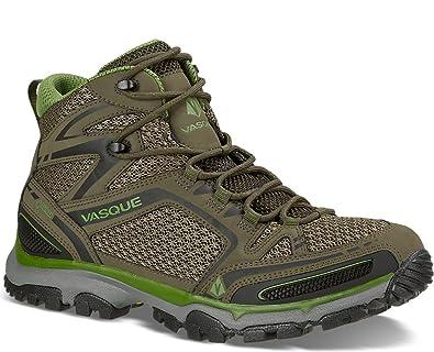 Vasque Men's Inhaler II GTX Hiking Boots & Knit Cap Bundle