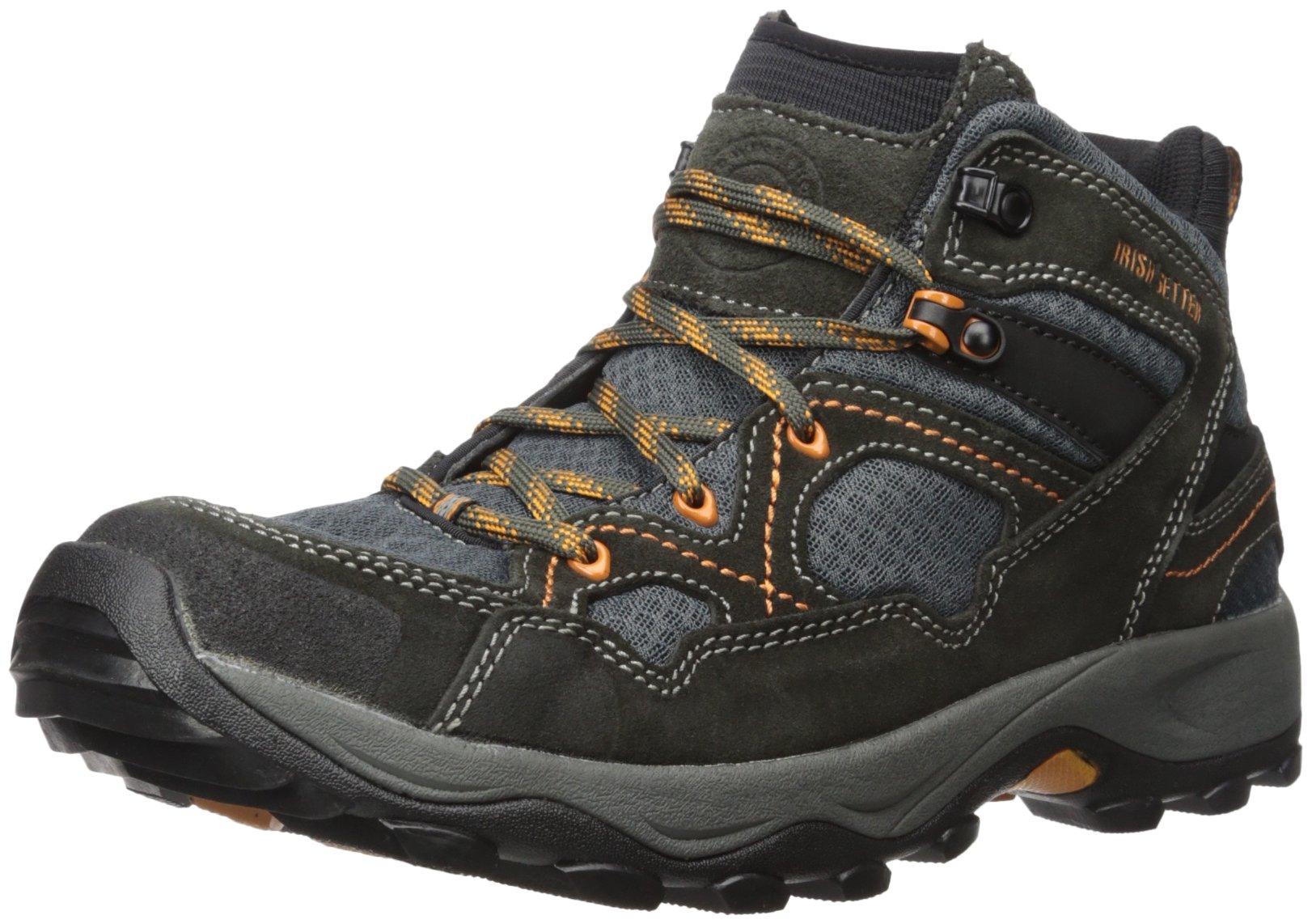 Irish Setter Work Men's Afton Hiker Work Boot, Navy, 12 D US
