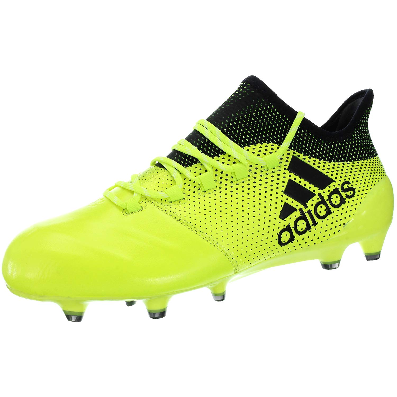 MultiCouleure (Multicolour jaune) adidas X 17.1 Football bottes, Chaussures de Fitness Homme 40 2 3 EU