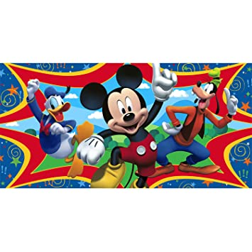 Nice Mickey Mouse Wall Mural Part 28
