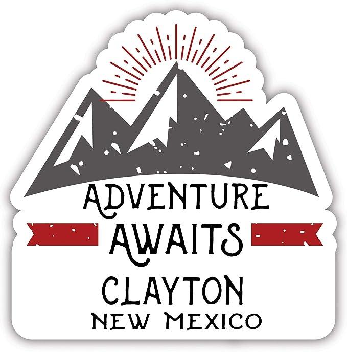 4 inch New Mexico love sticker