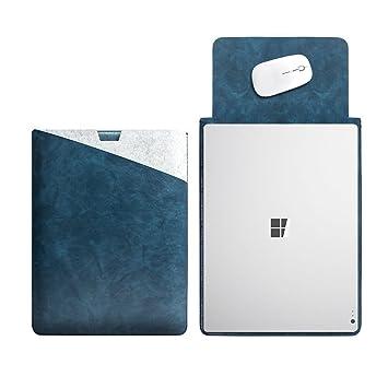 WALNEW Housse de Protection Douce pour Microsoft Surface Book 13,5    Revêtement Étui dd861561a98
