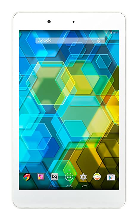BQ Edison 3 mini - Tablet de 8 pulgadas (WiFi 3G, 802.11 a/b ...