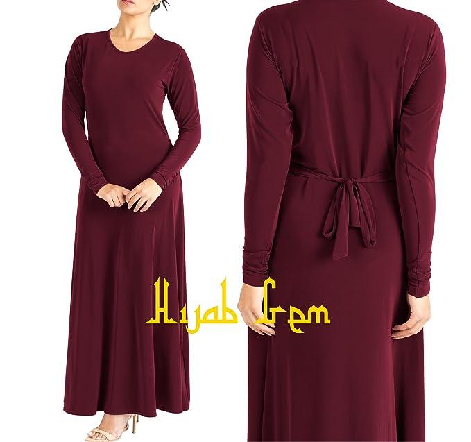 Hijab Gem - Vestido - para mujer Skin/Mocca 52