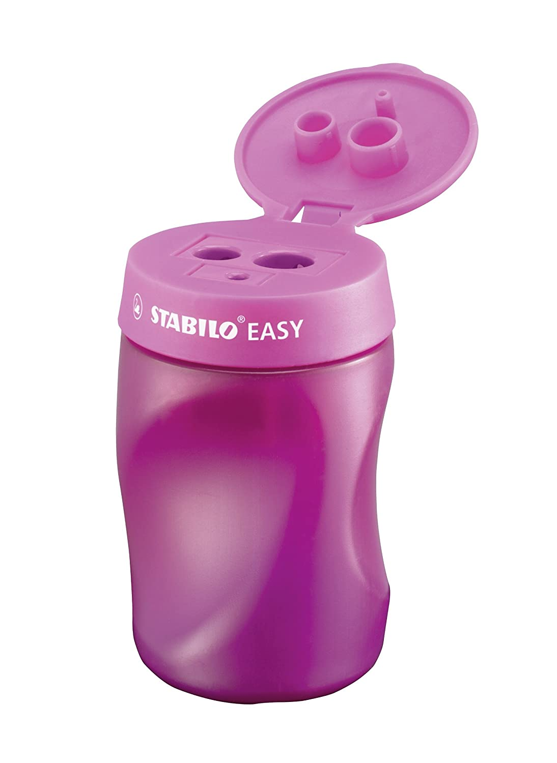 STABILO Easy Sharpener Right Handed - Pink 4502/1