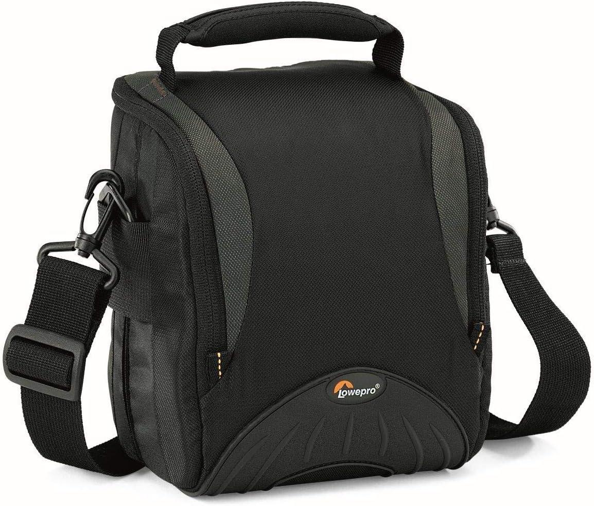 Lowepro Apex 110 AW Shoulder Bag for Digital Cameras//Camcorders Black