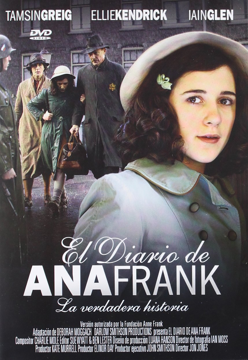 El Diario De Ana Frank The Diary Of Anne Frank Movies Tv