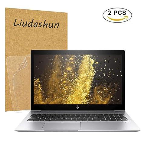 "Liudashun Protector de Pantalla HD Transparent para 15.6"" HP EliteBook 850 G5 HP EliteBook 755"