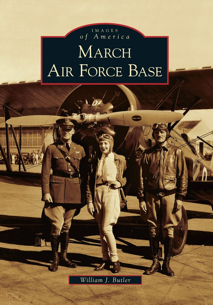 Download March Air Force Base (Images of America) pdf