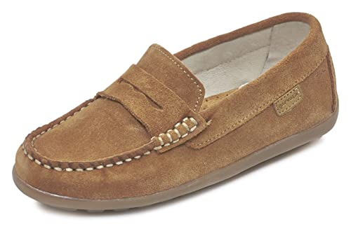 Garvalin, 162745, Nautico Cuero de Niños: Amazon.es: Zapatos y complementos