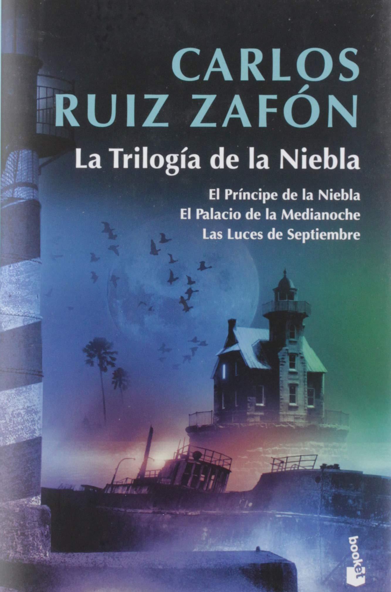 Amazon.it: La trilogia de la niebla - Ruiz Zafon, Carlos - Libri ...