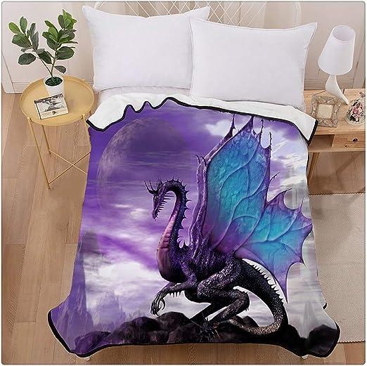 soft blanket multi-size blanket throws on sales velvet bed cover active printing
