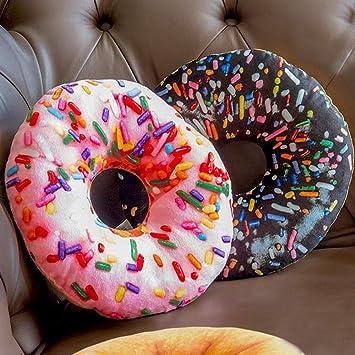 Ak Sport 0585264 Donut Cojín de Peluche (en holandés), 30 cm ...