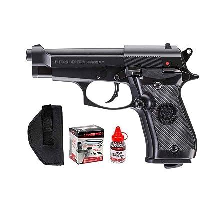 Beretta M84FS CO2 BB Blowback Metal Pistol Kit air pistol
