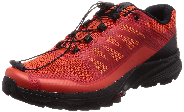 Rouge 44 2 3 EU SALOMON XA Discovery, Chaussures de Trail Homme