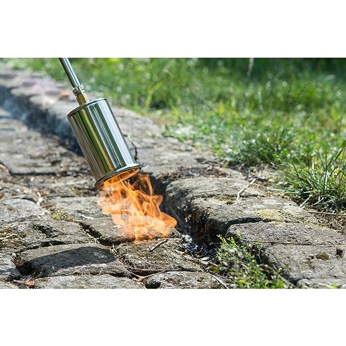 ECD Germany Soplete de Gas Quemador de Techo: Amazon.es: Bricolaje y herramientas