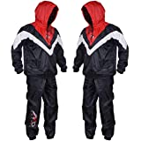ARD-Champs Heavy Duty Sweat Suit track Suit Sauna Exercise Gym Suit Fitness Weight Loss Anti-Rip New