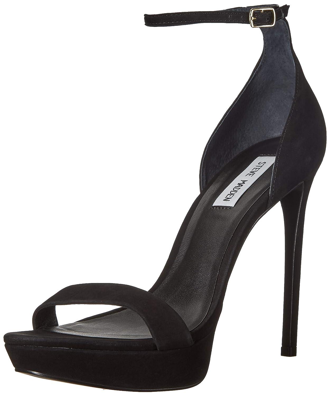 69b0680c066 Amazon.com  Steve Madden Women s Starlet Heeled Sandal  Shoes