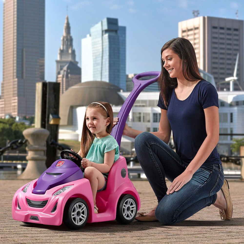 Step2 Push Around Buggy GT, Pink Push Car by Step2 (Image #1)